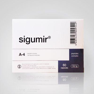 Сигумир 60, пептиды, суставы, опорно-двигательный аппарат